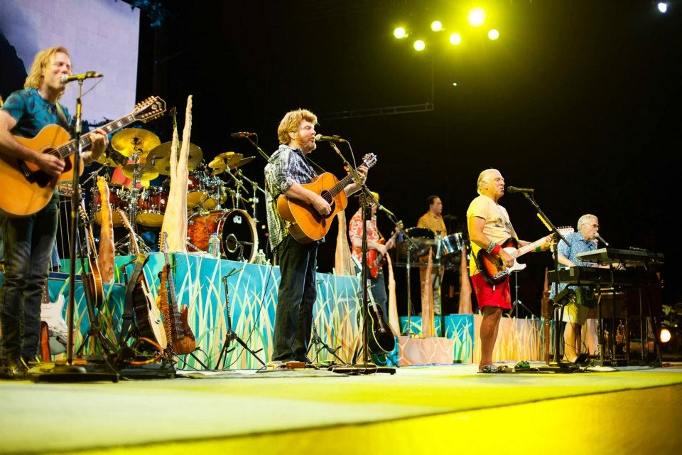 Jimmy Buffett 2013