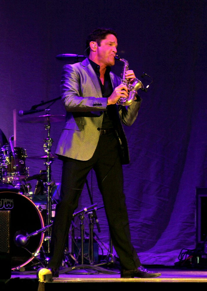 Dave Koz || photo credit: Bud Lovoy