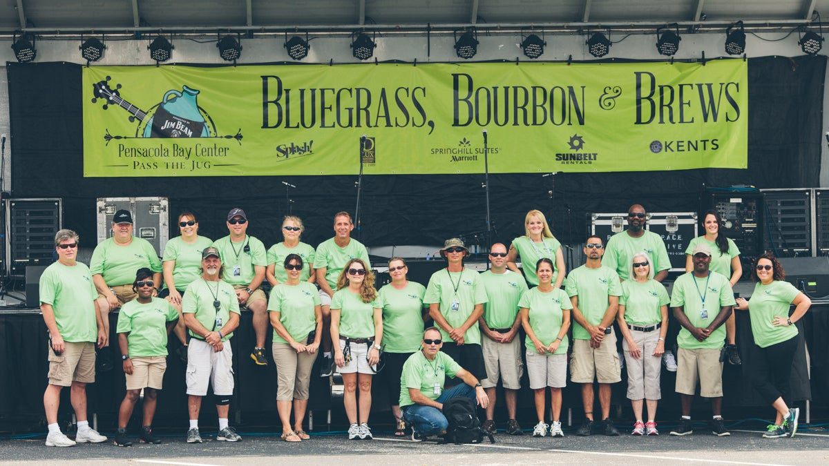 Bluegrass, Bourbon & Brews 2013