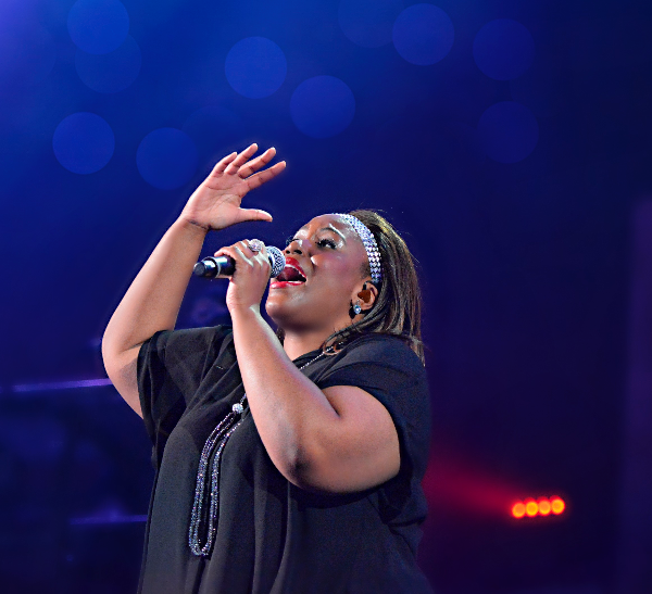 Mandisa Live at Pcola Bay Center  11.13.14