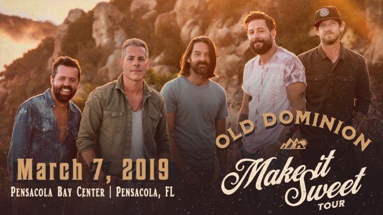 Old Dominion | Pensacola Bay Center