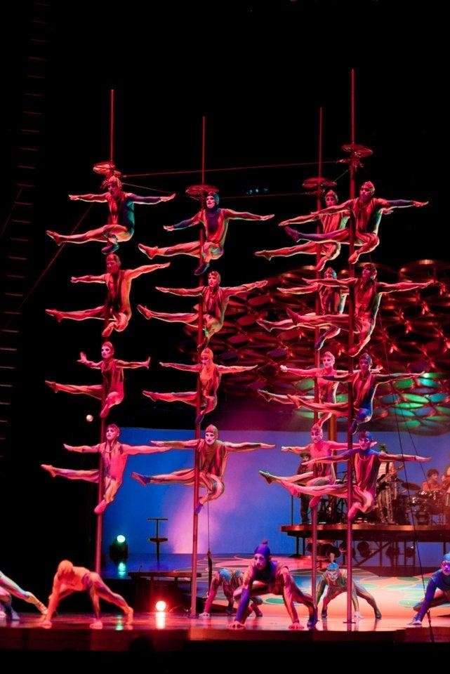Cirque du Soleil 2012