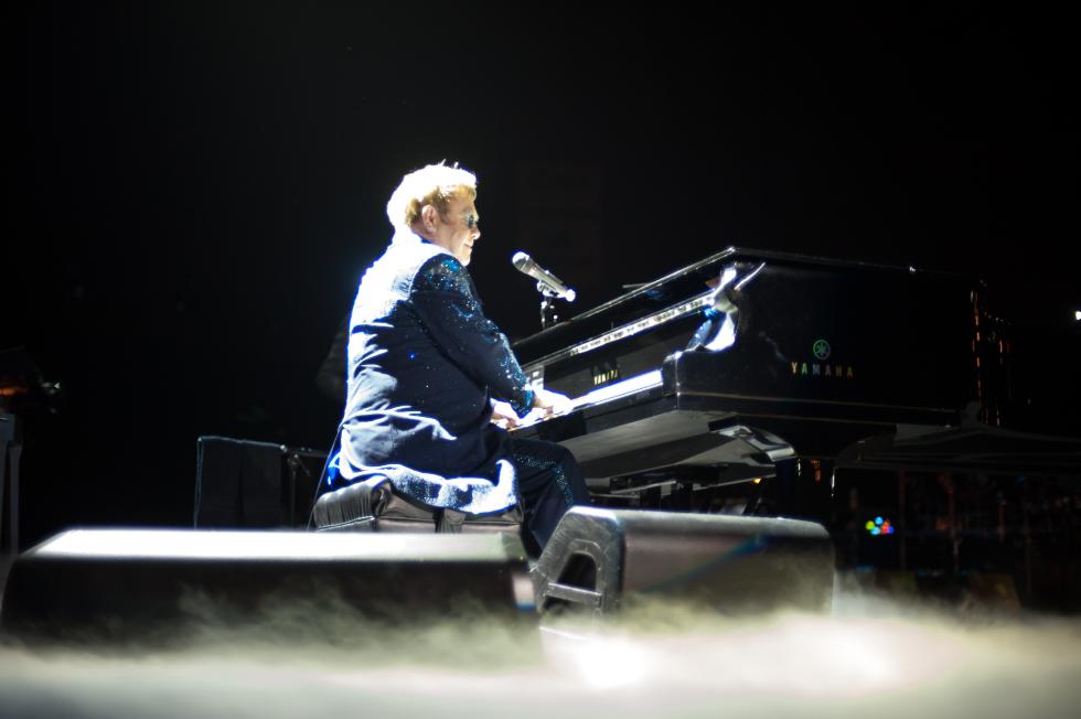 Elton John and His Band DalyPhotography