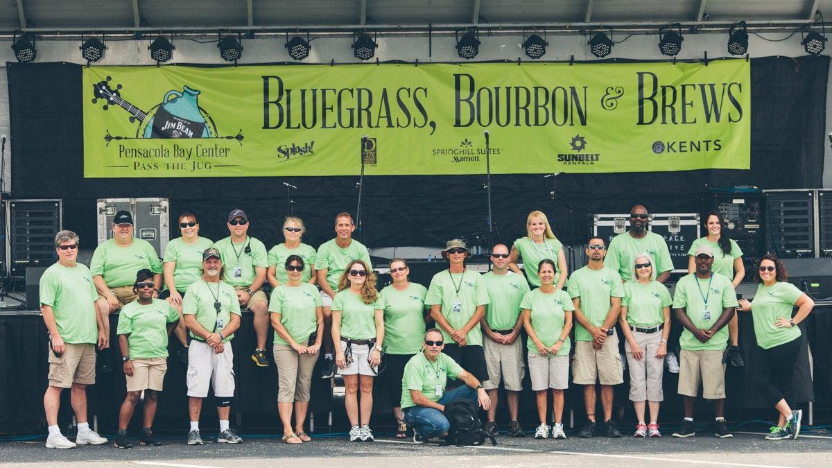 Bluegrass, Bourbon & Brews 2013